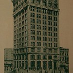 The Tallest Structure in Southern California. Home of the Union Title and Trust Company and the Southern California Savings Bank.