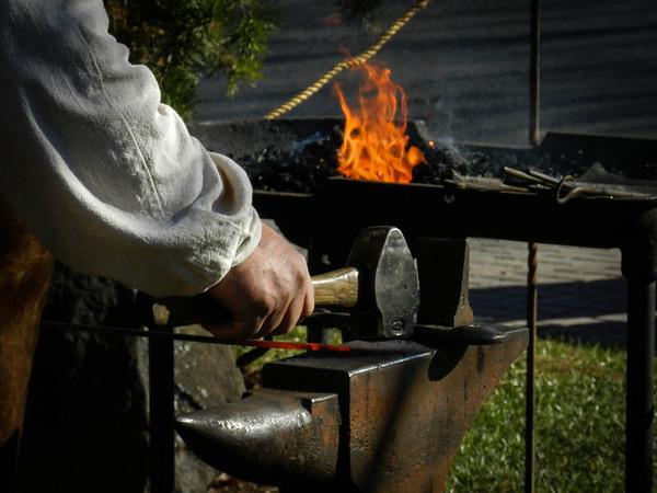 Civil War Blacksmith
