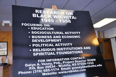 Research Black Wichita Breakfast Jan 29, 2010