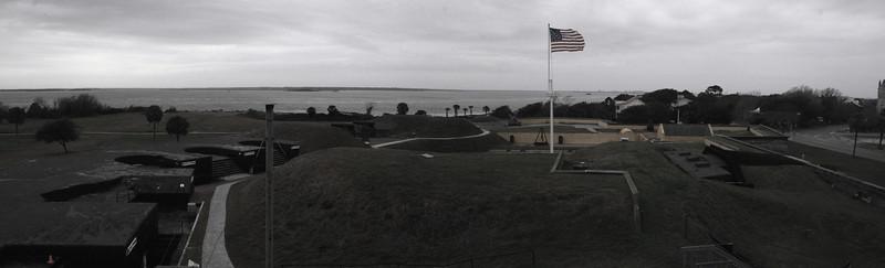 WW2 Harbor Entrance Control Post