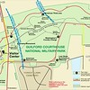 Guilford Courthouse National Military Park Site Map