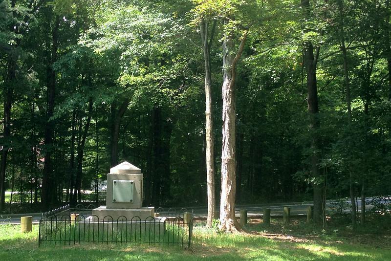 David Schenck Monument