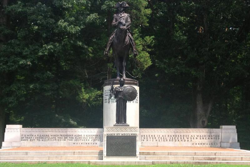 Greene Monument