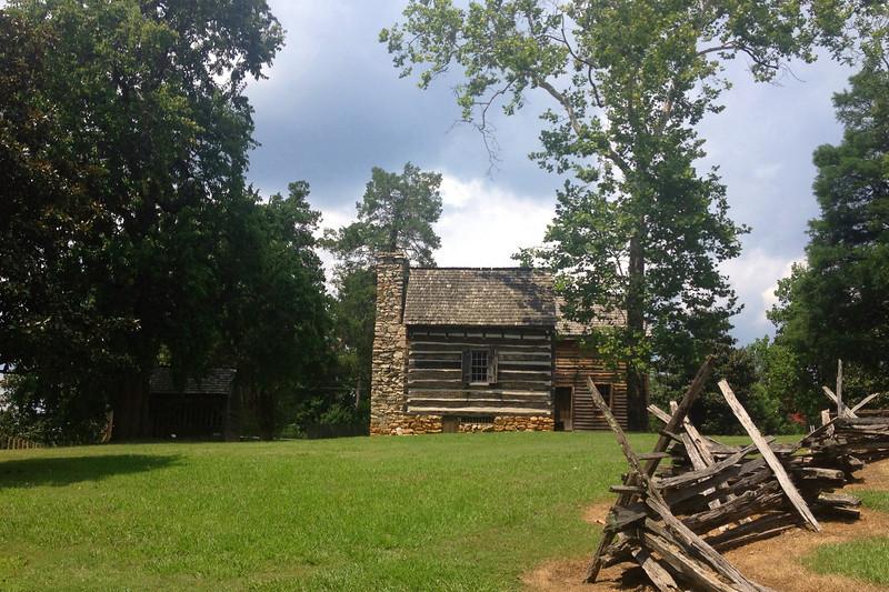 Tannenbaum Historic Park