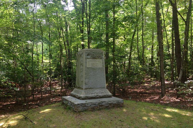 David Caldwell Monument
