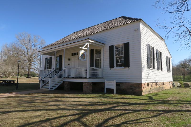 John McCaa House (ca. 1800)