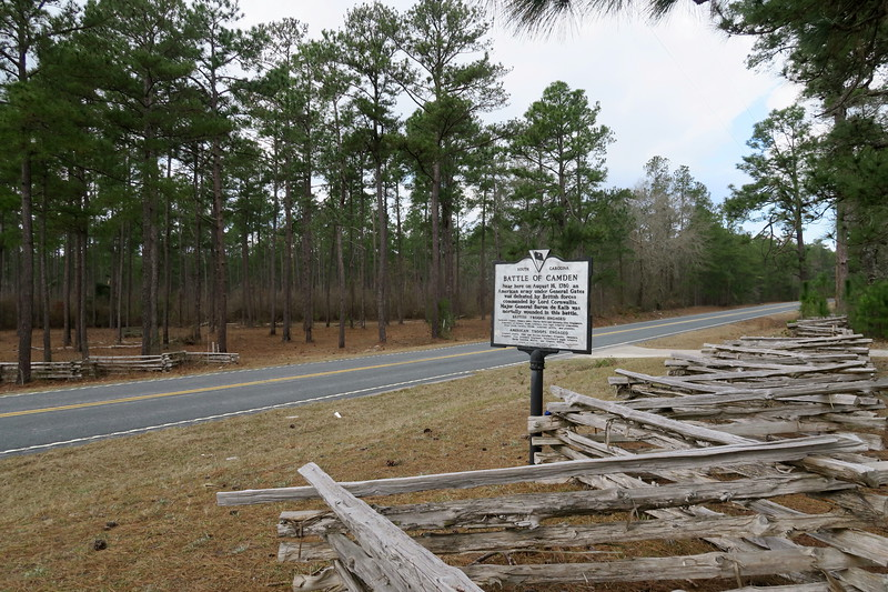 Battle of Camden National Historic Landmark
