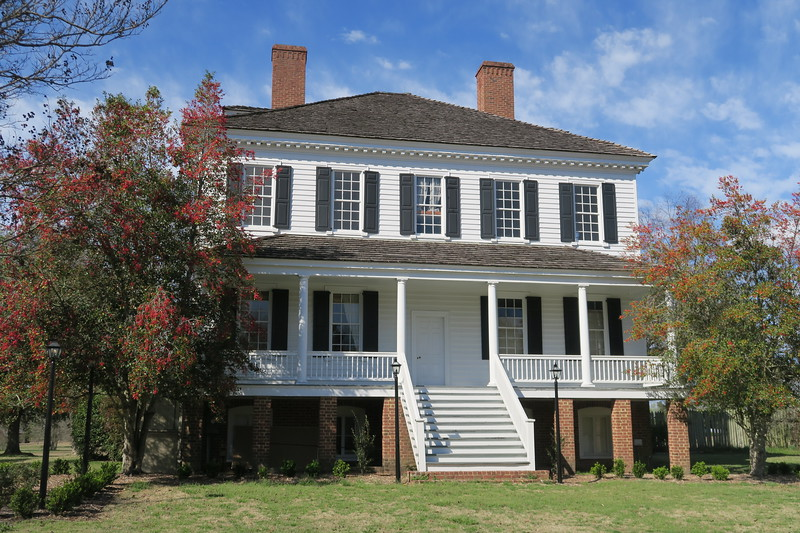 Kershaw House (ca. 1777)