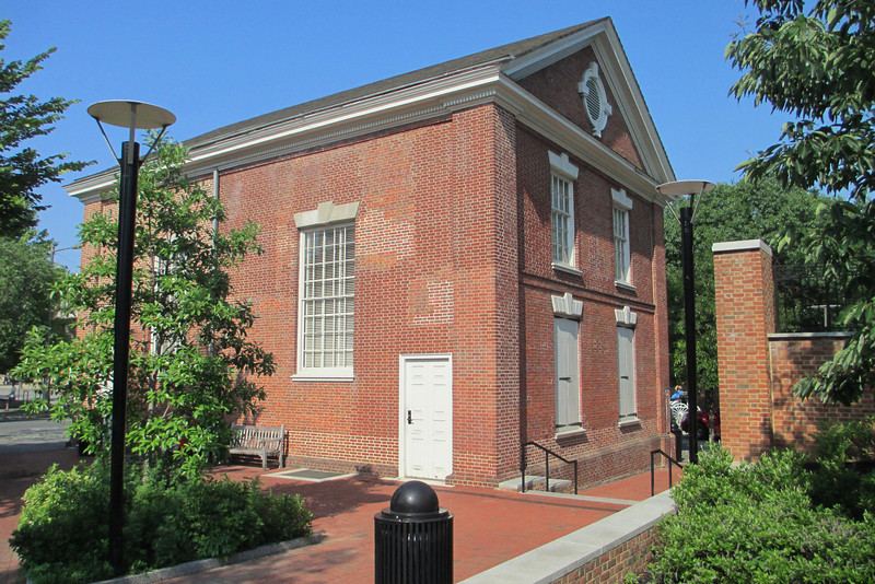 Free Quaker Meeting House (ca.1783)