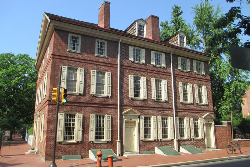 Todd House (c.1775)