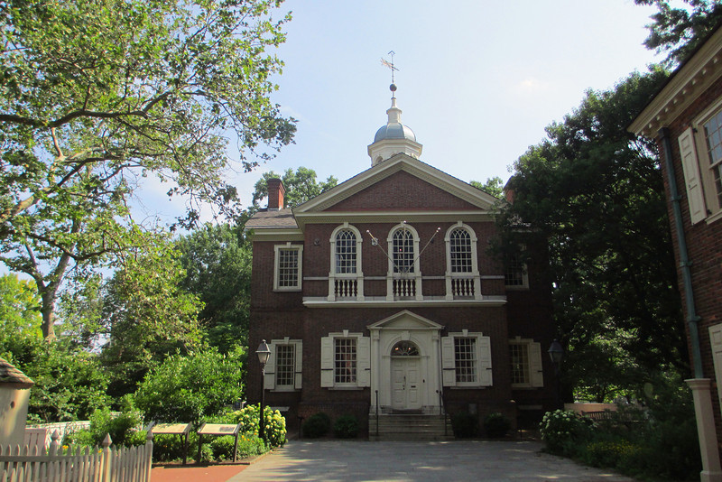 Carpenter's Hall (c.1770-74)