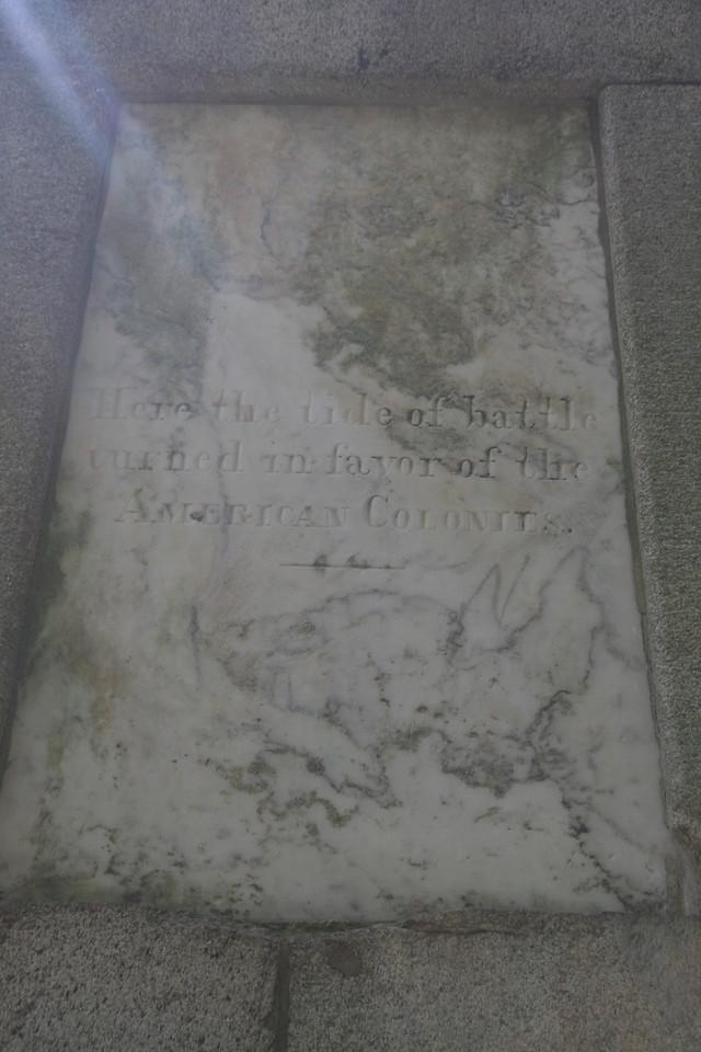 Centennial Monument