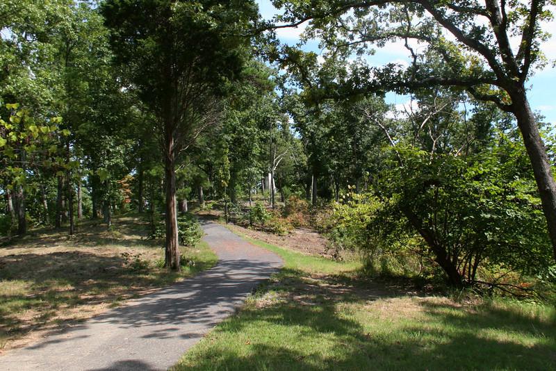Battlefield Trail - Provincial Regulars