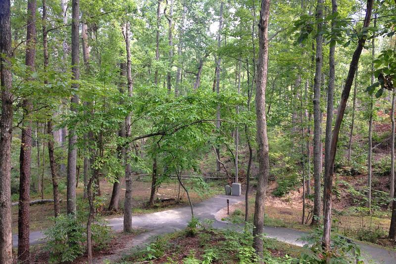 Battlefield Trail - Chronicle Marker