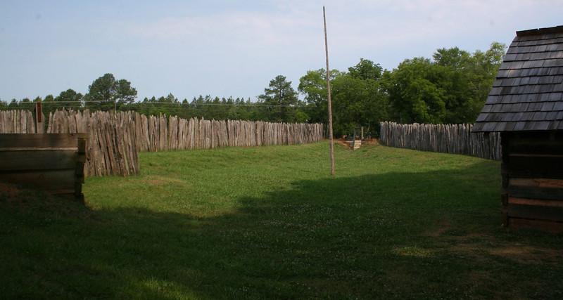 Stockade Fort