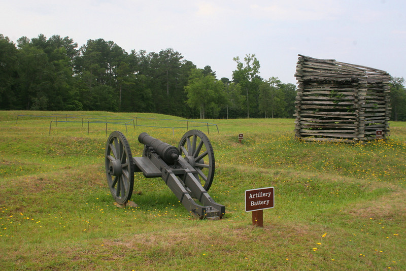 Ninety Six National Historic Site, SC (6-24-12)