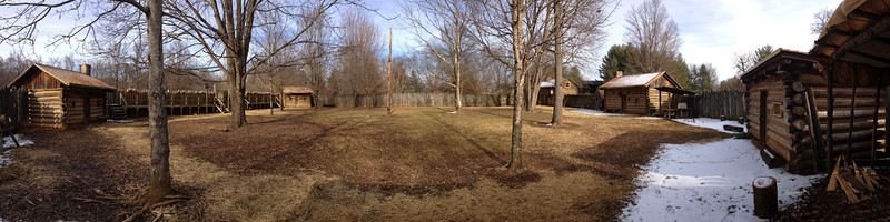 Fort Watauga Panorama