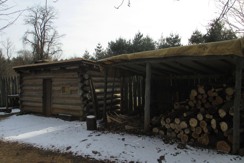 Wood Shed & Storage (?)
