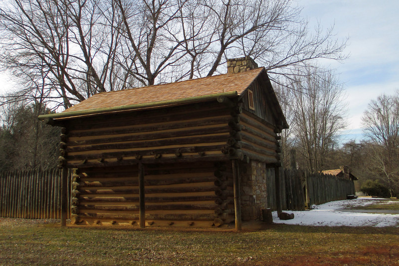 Sycamore Shoals State Historic Area, TN (1-31-14)