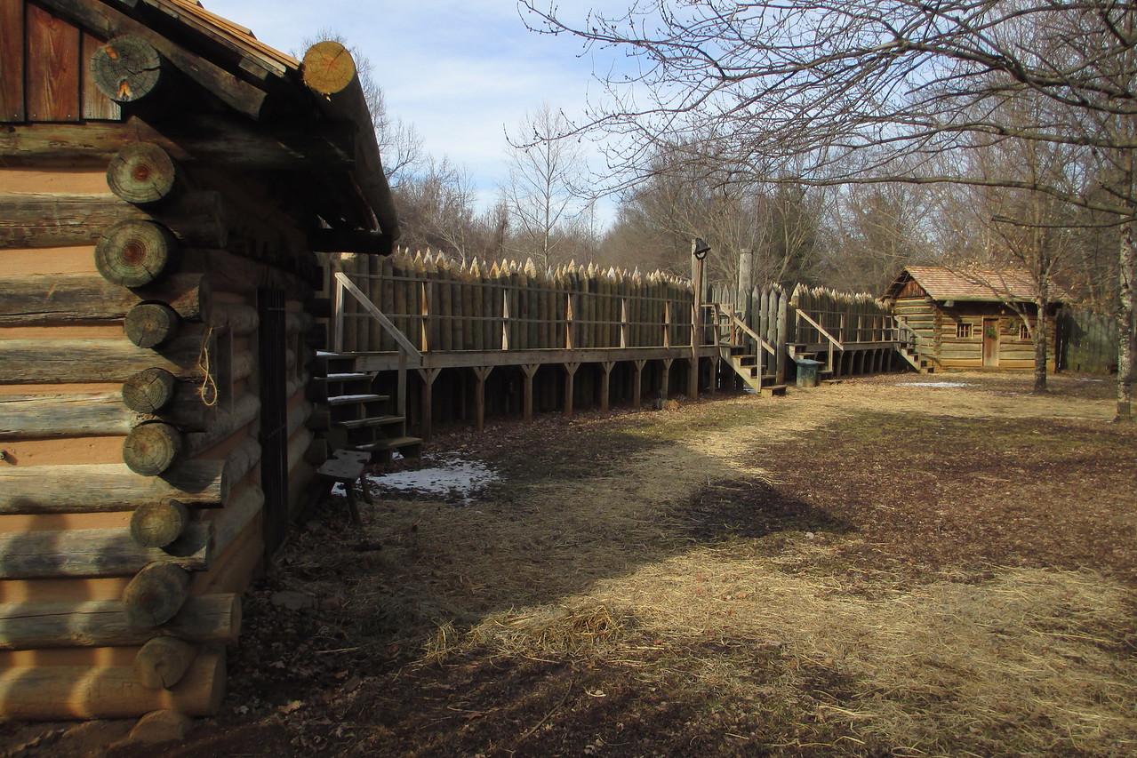 North Wall Cabins