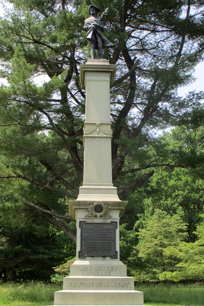 Soldiers of New Jersey Monument