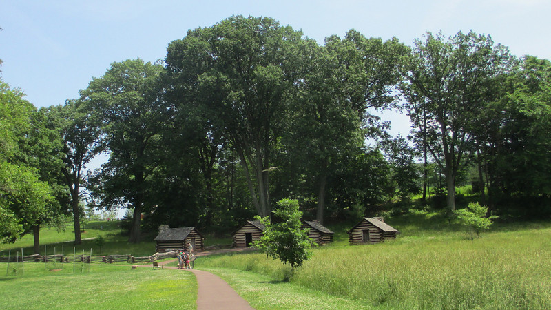 Washington's Headquarters - Guard Huts
