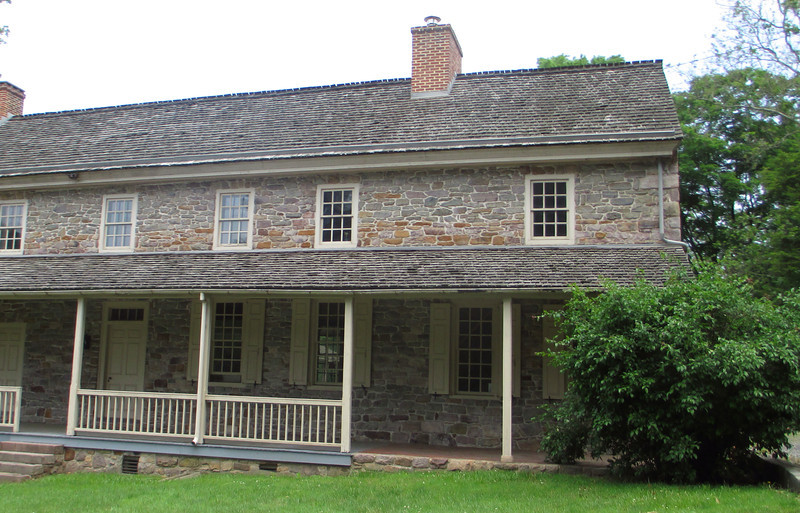 David Potts House (c.1740)