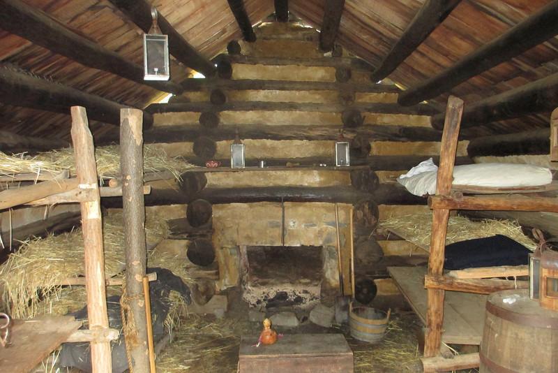 Enlisted Men's Hut