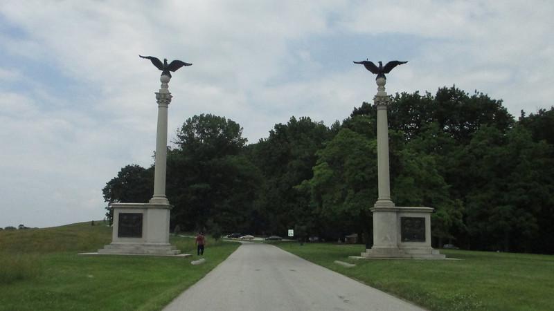 Pennsylvania Columns