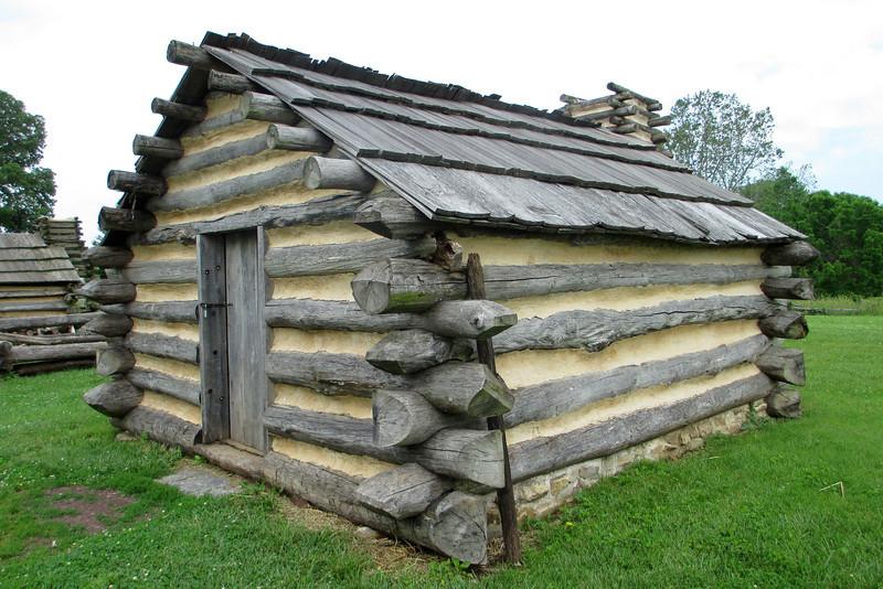 Log Huts