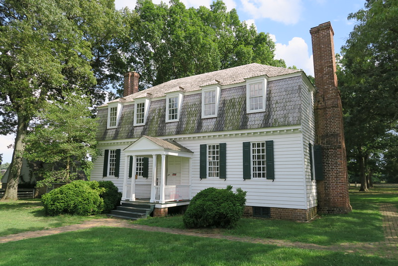 Moore House -- October 18, 1781