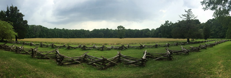 Surrender Field -- October 19, 1781