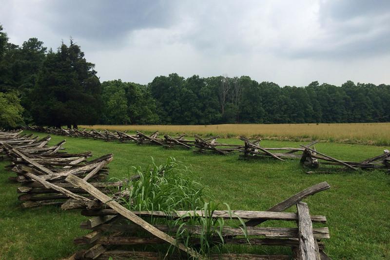 Surrender Field -- October 19, 1781