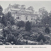 Bolton Hall new fron Bolton By Bowland 1900