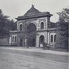Blackburn Corportaion Park entrance 1900