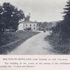Bolton by Bowland Centre of Village 1900