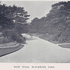 Blackburn Park Main Walk 1900
