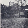 Clitheroe Castle from Railway 1900