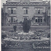 Bolton Hall from The Gardens 1900