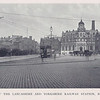 Blackburn Lancashire and Yorkshire Railway Station 1900