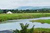 Ribchester River Ribble and Pendle Hill KK