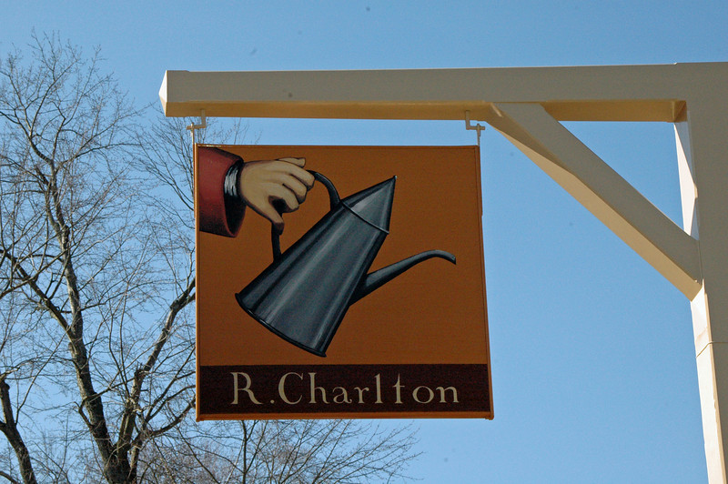 On the same site more than 240 years ago, a Williamsburg wigmaker named Richard Charlton operated a popular coffeehouse.