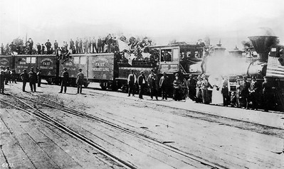 1888, Fruit Train