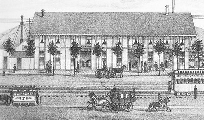 1876, Pacific Hotel