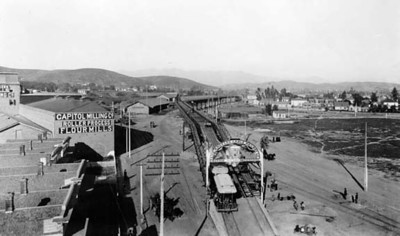 1889, Los Angeles Railways