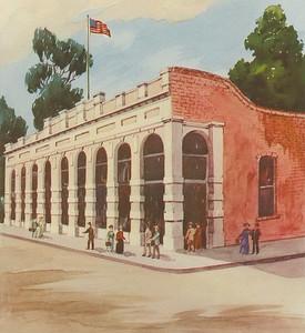 1890s, River Station