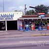 SIMNICK'S GAS STATION - Riverdale, IL - 1970's<br /> Run by Larry Simnick.