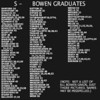 BOWEN ELEMENTARY - Riverdale, IL - Students S - Z<br /> Pictures are in annual order.  Not all students are listed.