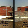PARK SCHOOL - Riverdale, IL - New school - 2<br /> The original school was kept intact.