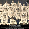 "RIVERDALE (IL) SUPERS BASEBALL TEAM - 1927<br /> Clarence ""Steamboat"" Struss would make it to the Pittsburgh Pirates in 1931, pitching only one game in his career.  Dave Miller later operated ""Dave's Place"" tavern at 13832 Indiana."